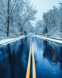 Glassy Road