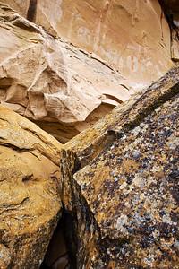 Numic rock art, Utah