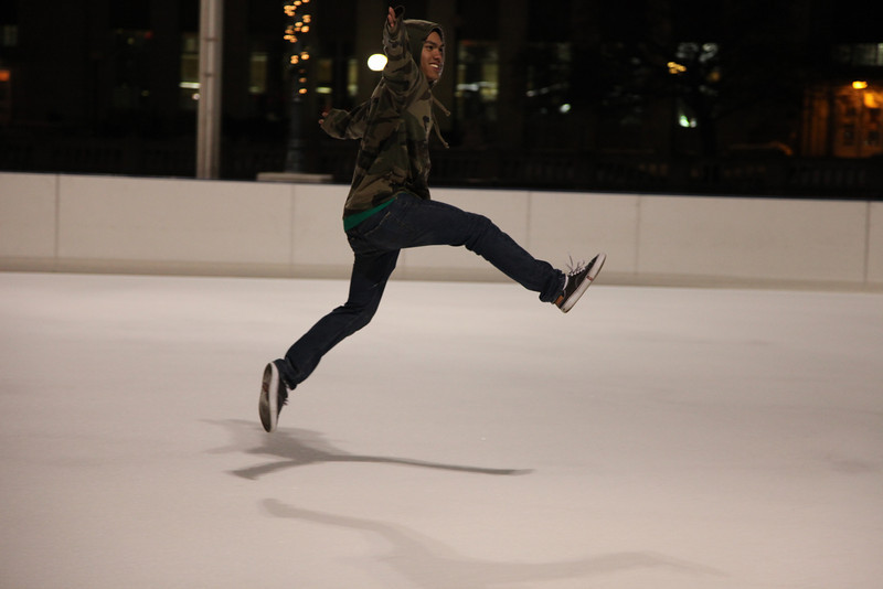 """""""Lawrence on Ice"""""""