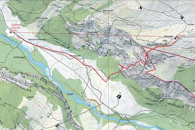 20170826 Map Fürenalp