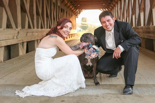 Wedding of Cierra & Brian