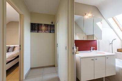 Duplex appartement voor zakenkantoor Van Hecke, Waarschoot