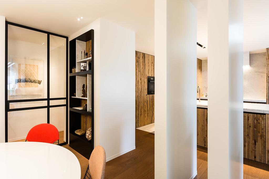 Renovatie benedenverdieping door D-Cor Projects