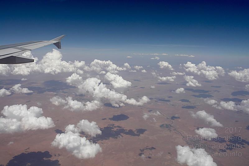 Flug nach Albuquerque