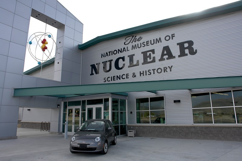 National Museum of Nuclear Science & History, Albuquerque, NM.
