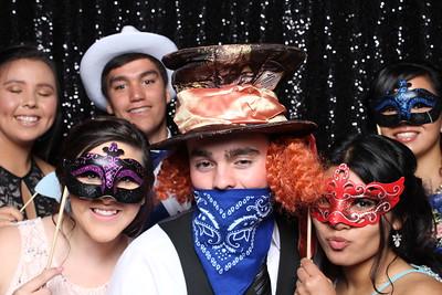 Los Lunas Prom 2017