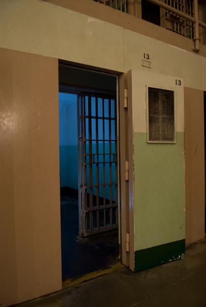 "Isolation Cell ""13"""