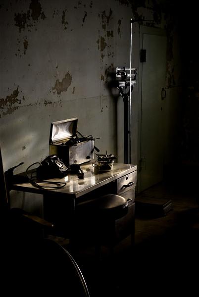 Infirmary Desk