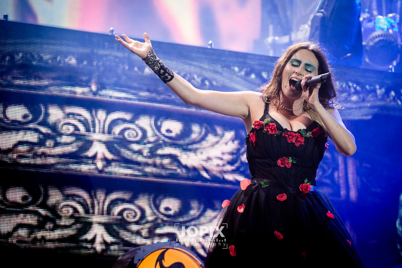 Within Temptation @ Alcatraz