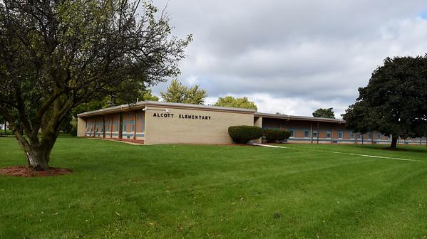 Alcott Elementary School on Thursday, Oct. 13, 2016.