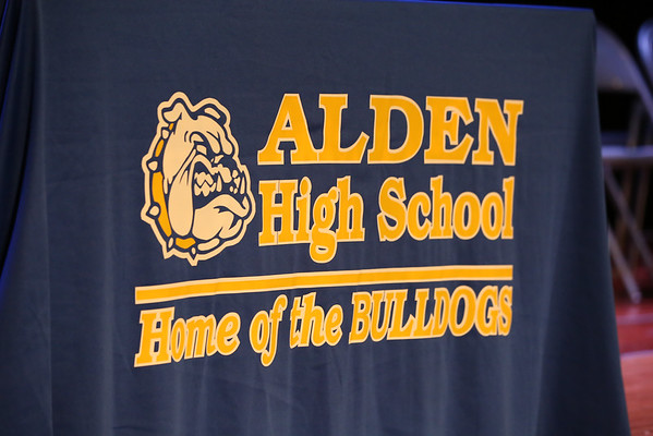 2016 Alden Graduation