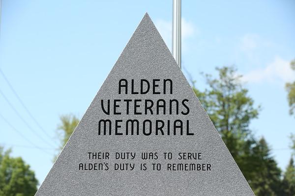 2017 Alden Memorial Day Ceremony