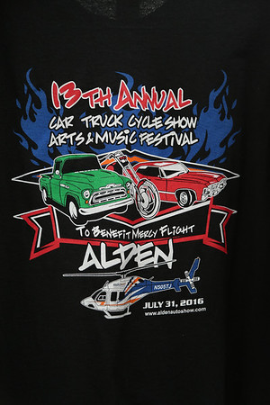 2016 Alden Auto Show