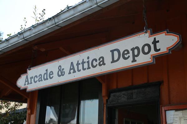 Arcade & Attica RR