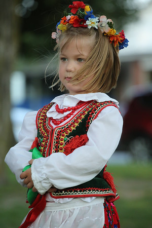 Special Delivery and Polish Heritage Dancers