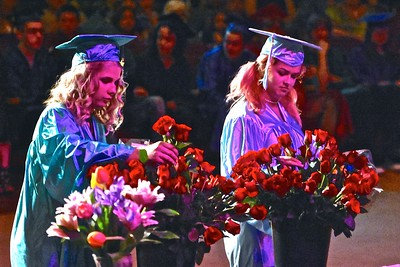 Rose ceremony. José Quezada—For Times-Standard