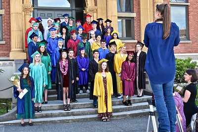 """Jose Quezada — For Times-Standard    The Alder Grove Charter School held its 2017 Commencement Ceremony at the Eureka Theatre Friday evening. """"Alder Grove Charter School is an independent study charter school that provides a voluntary public educational choice for families of students who choose to educate their children in the home environment."""""""
