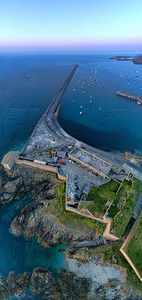 Fort Grosnez & Breakwater, Alderney