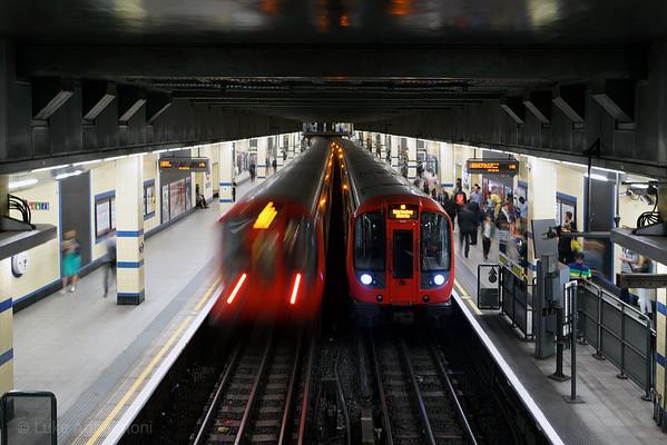 Aldgate East Station