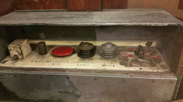 Original lift switch gear