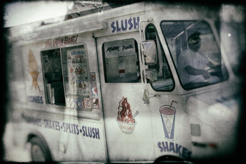 creepy ice cream truck 4x6