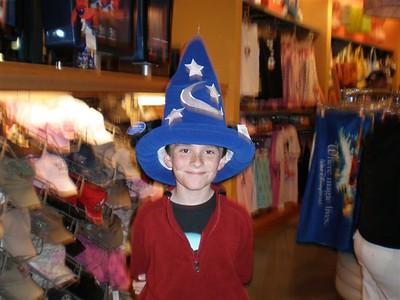 Alec in Disney World - 08