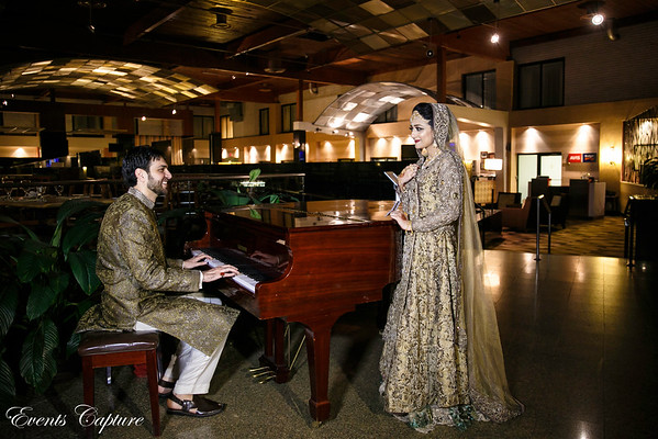 Aleena & Tahir Wed