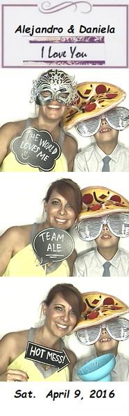 Alejandro & Daniela @ Grand Salon Ballroom -  4/9/16
