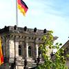 Detalhe do Parlamento Alemão