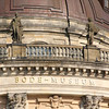 Detalhe da Cúpula do Bode Museum