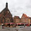 Praça Central do Mercado de Nuremberg