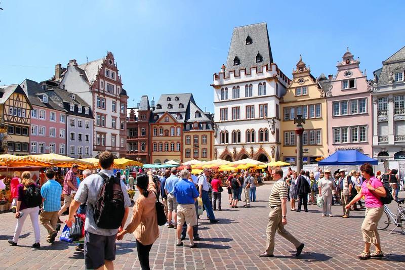 Centro Histórico de Trier