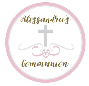 Alessandra's Communion