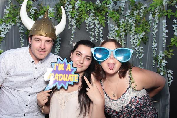 Alessia's Grad Party