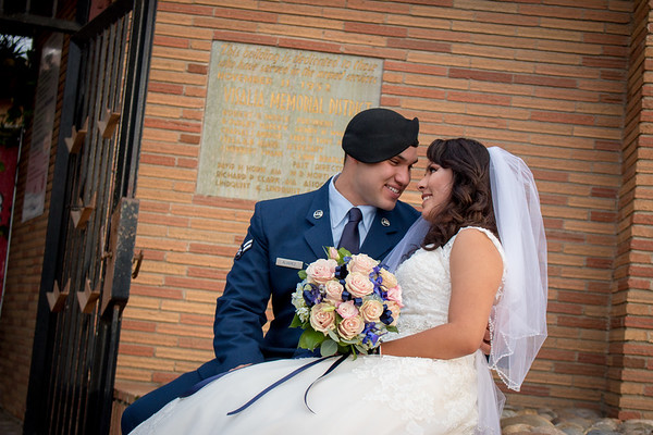 Alex + Adri Wedding
