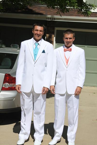 Alex's Prom April 27, 2012