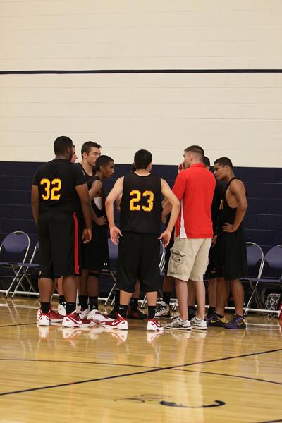 UNC -Basketball 3 day Tourament June 13-16, 2012