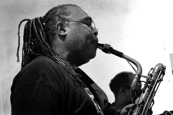 Alex Harding Plays Coltrane @ Scarab Club Detroit