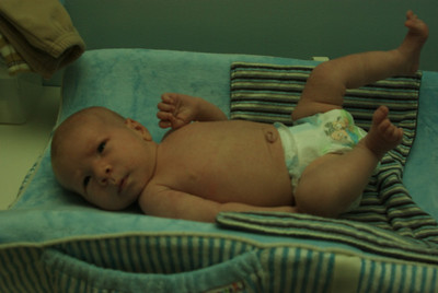 1/11/09: Naked baby