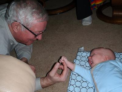 1/22/09: Pop-Pop & Alex