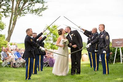 Wedding Alexa Law and Cole Blokeborough