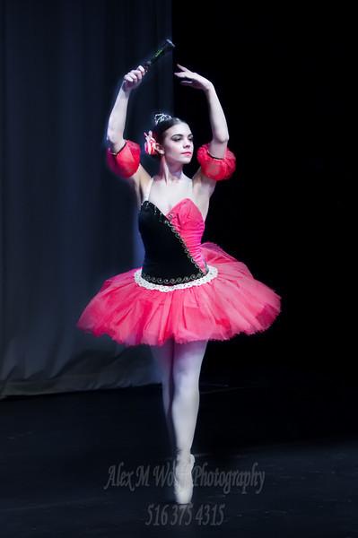 """Carmen""<br /> <br /> Long Island Ballet Competition"