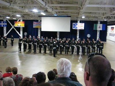 BMQ Graduation Parade - Videos