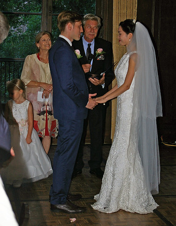 Alex and Grace Wedding