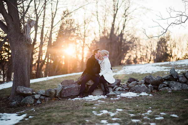 Alex and Matt Engagement