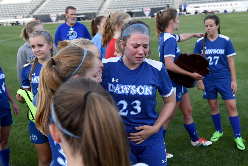 Dawson vs Denver Christian Girls 2A Championship