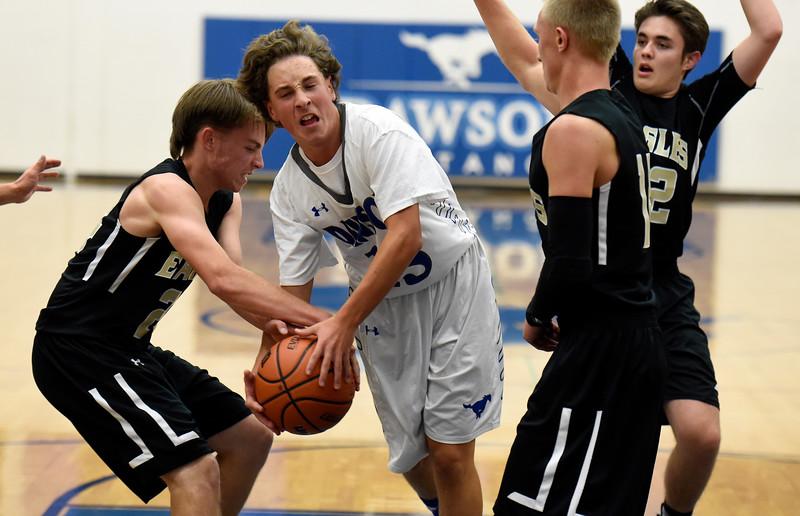 Dawson vs Rocky Mountain Lutheran Boys
