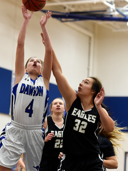 Dawson vs Rocky Mountain Lutheran Girls