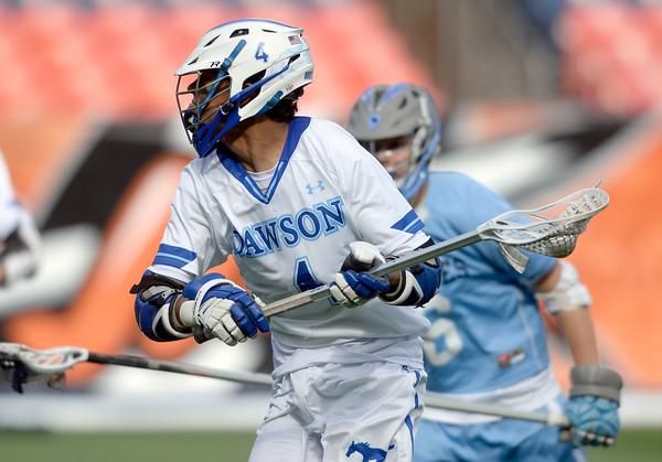 Dawson vs Valor Lacrosse