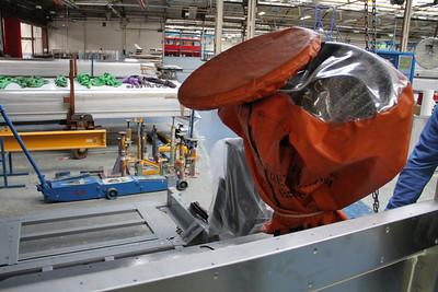 Alexander Dennis Visit_06 Production Line Sep 13